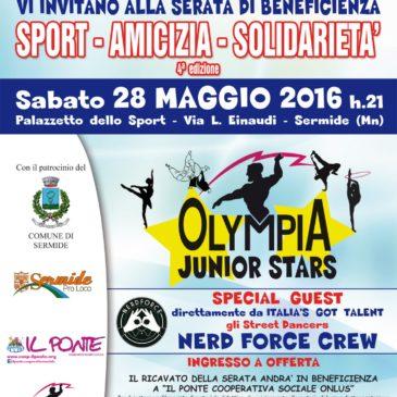 Olympia Junior Star 2016