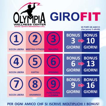 GIROFIT Olympia