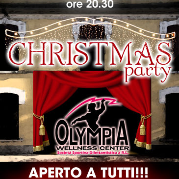 CHRISTMASS PARTY – 2 dicembre 2016